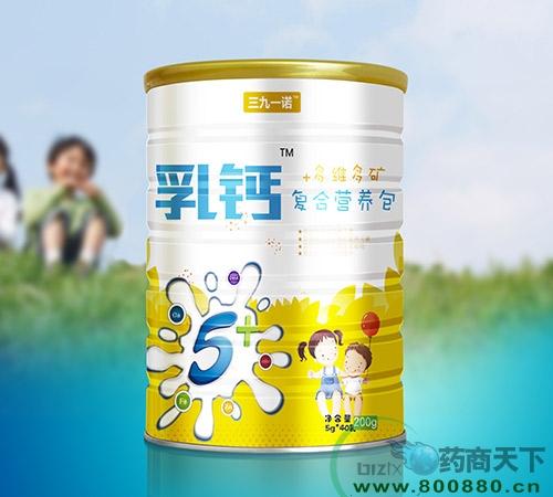 乳钙多维多矿复合营养包