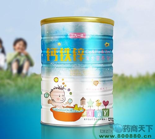 钙铁锌营养复合包