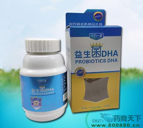 益生菌DHA压片糖果